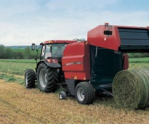 Round Baler RB 3 Series fixed chamber-Quality in every bale.