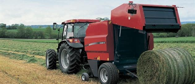 Round Baler RB 3 Series Fixed Chamber