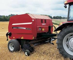 Round Baler RB 3 Series fixed chamber-A wide choice of options.