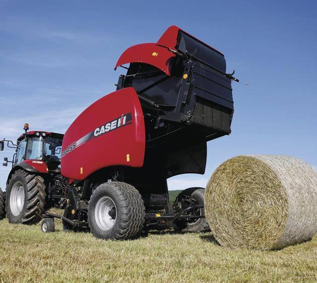 Round Balers RB 4 series variable chamber