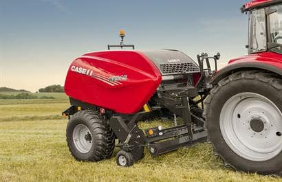 Round balers RB 545 - A clean sweep