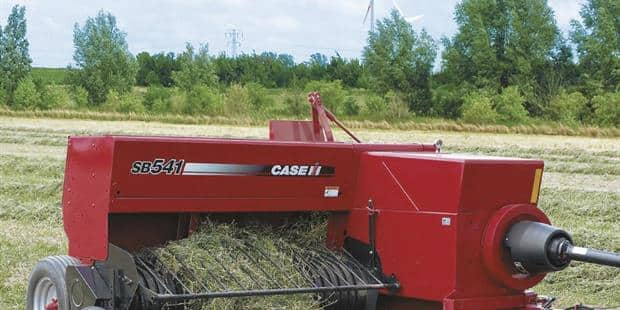 Small Square Balers SSB Series