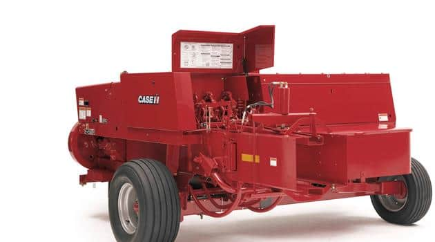 Small Square Balers SSB Series-Safe transport and soil protection