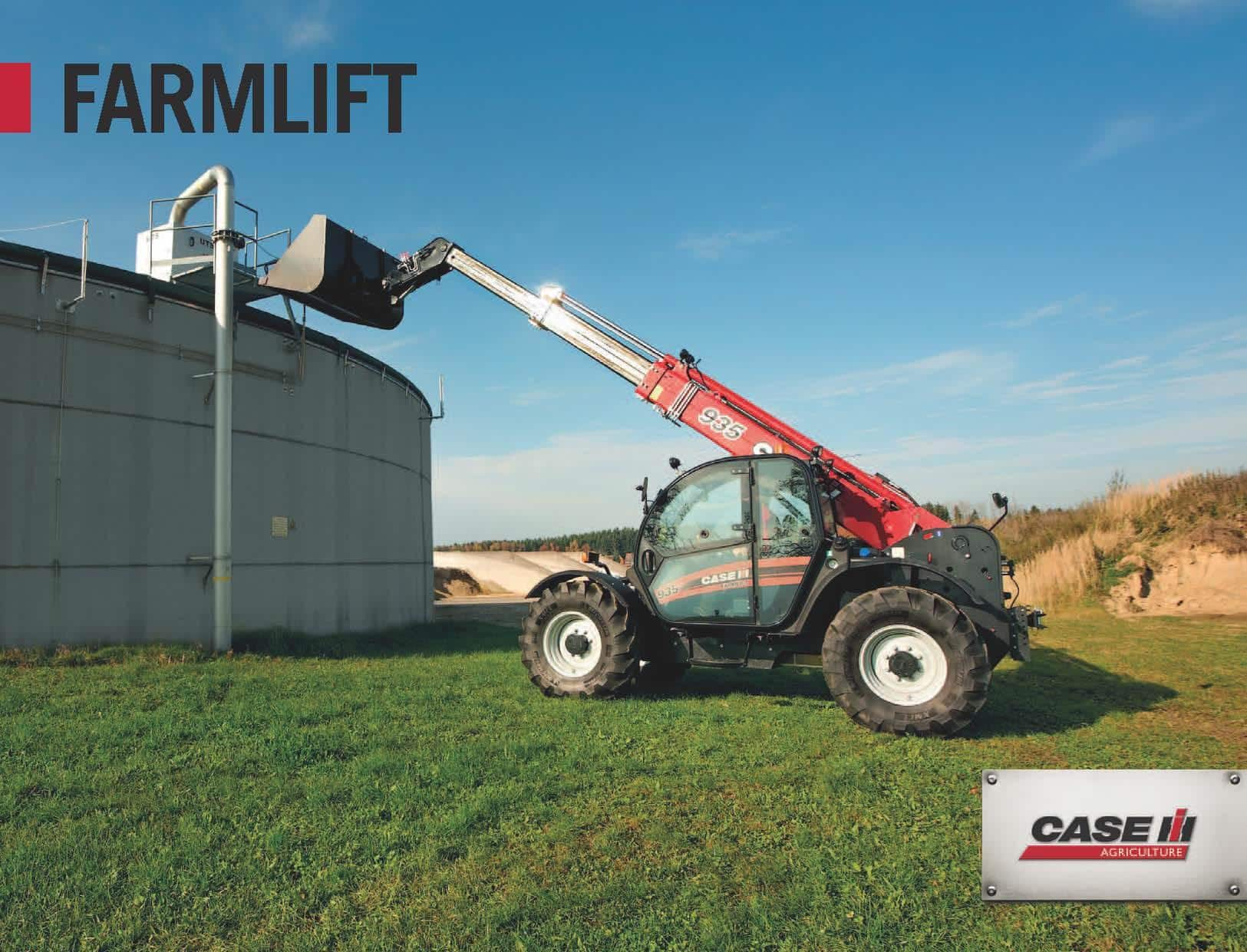 Telescopic Loader - Farmlift