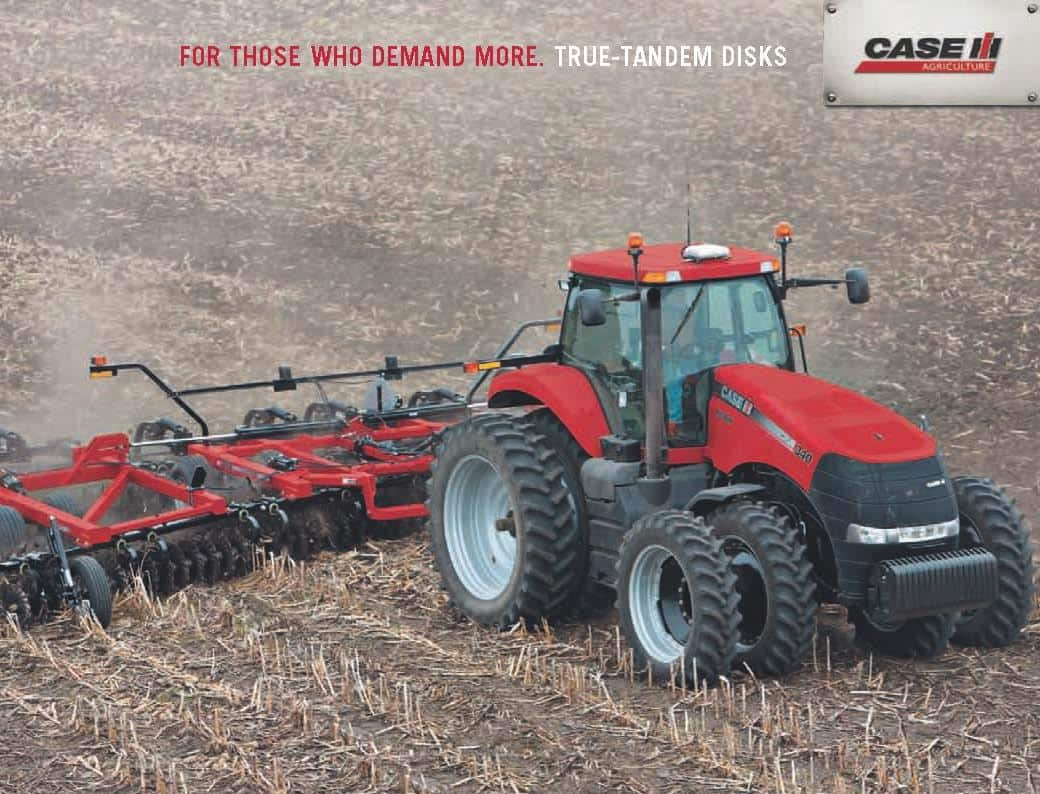Disk harrows - True Tandem