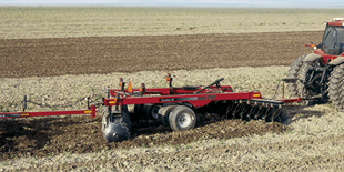Heavy Offset Disk Harrows