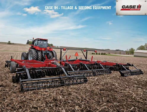 Tillage and Seeding