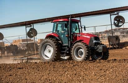 Farmall 100 A-Climate-controlled comfort
