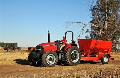Farmall 100 A-Enjoy the view
