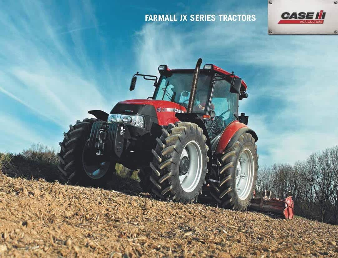 Farmall JX SPEC