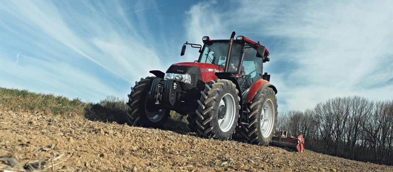 Farmall JX-The power to perform