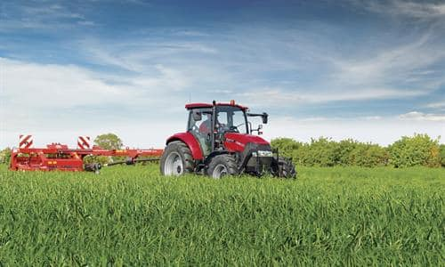 THE VERSATILE TRACTOR WITH YEAR ROUND CAPABILITY
