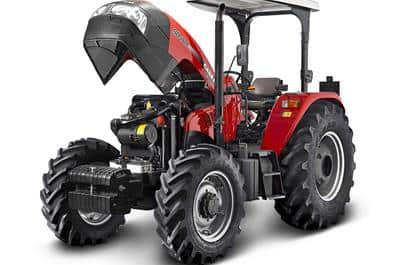 Farmall JXM-Powerhouse engines that save fuel