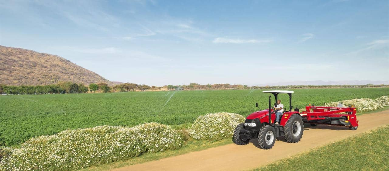 Farmall JXM-More Power. More Options. More Comfort