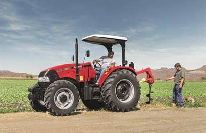 Farmall JXM-Handle your operations like a pro