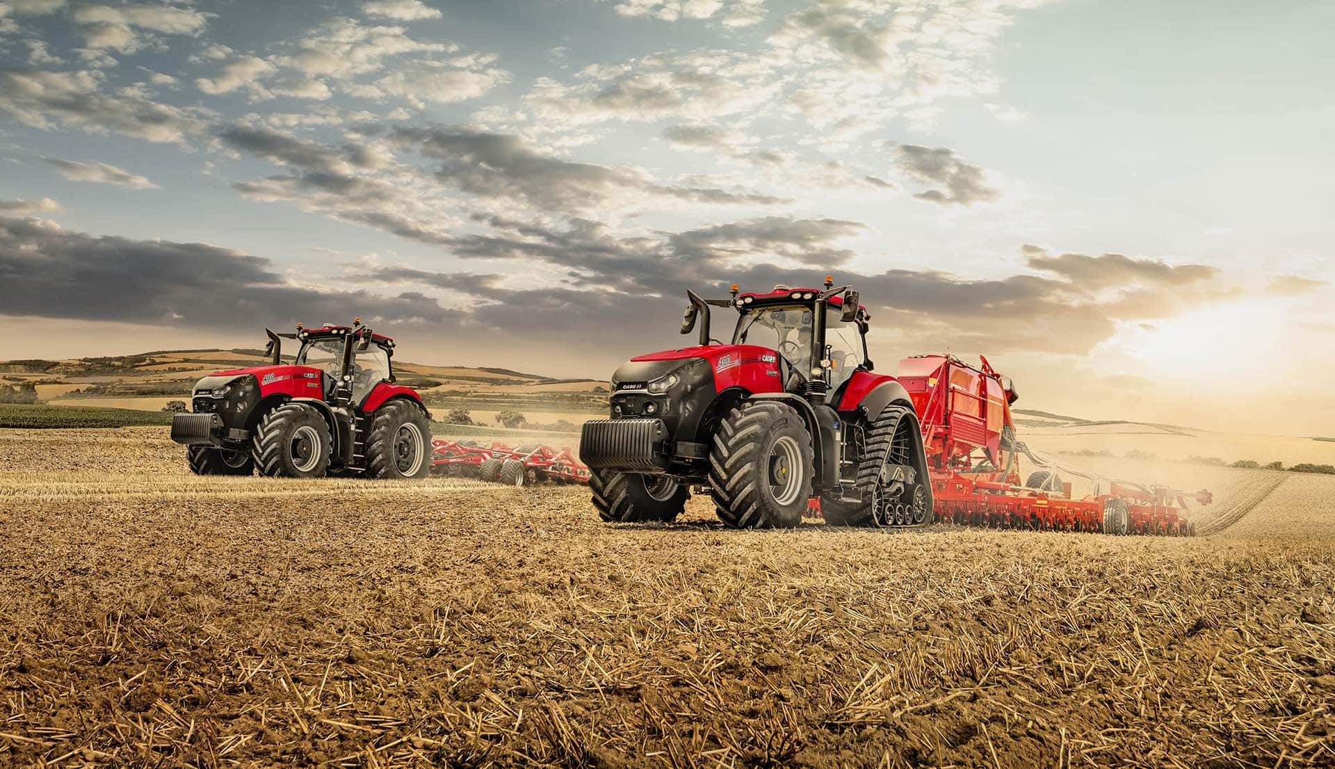 Magnum AFS Connect Series | Products | Case IH