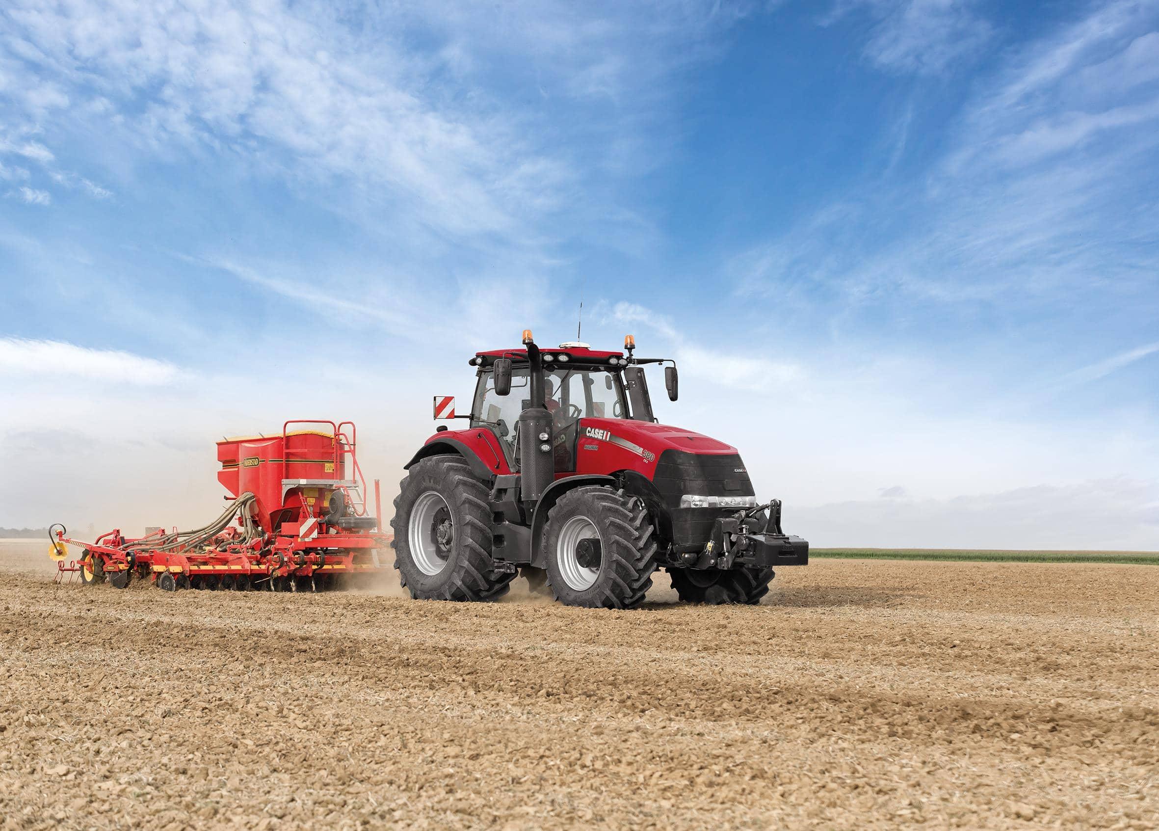 Magnum Neu | Traktoren | Case IH