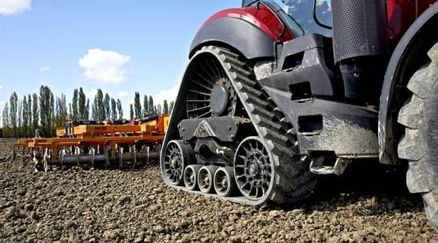 Magnum Rowtrac-The track design that changed the industry