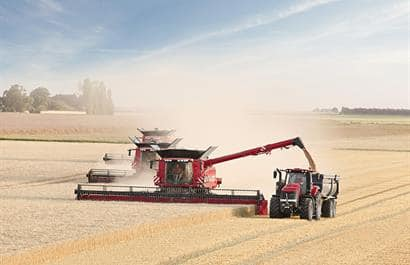 Magnum-AFS: Maximise returns with precision farming
