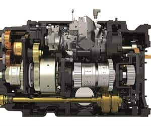 MagnumCVT-CVT Transmission:Full power to the ground
