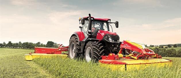Optum Cvx Tractors Case Ih