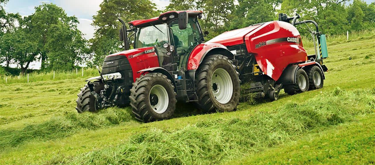 puma series tractors case ih