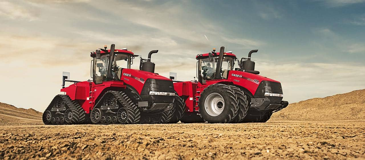 Quadtrac / Steiger AFS ConnectTM series CONFIGURATIONS