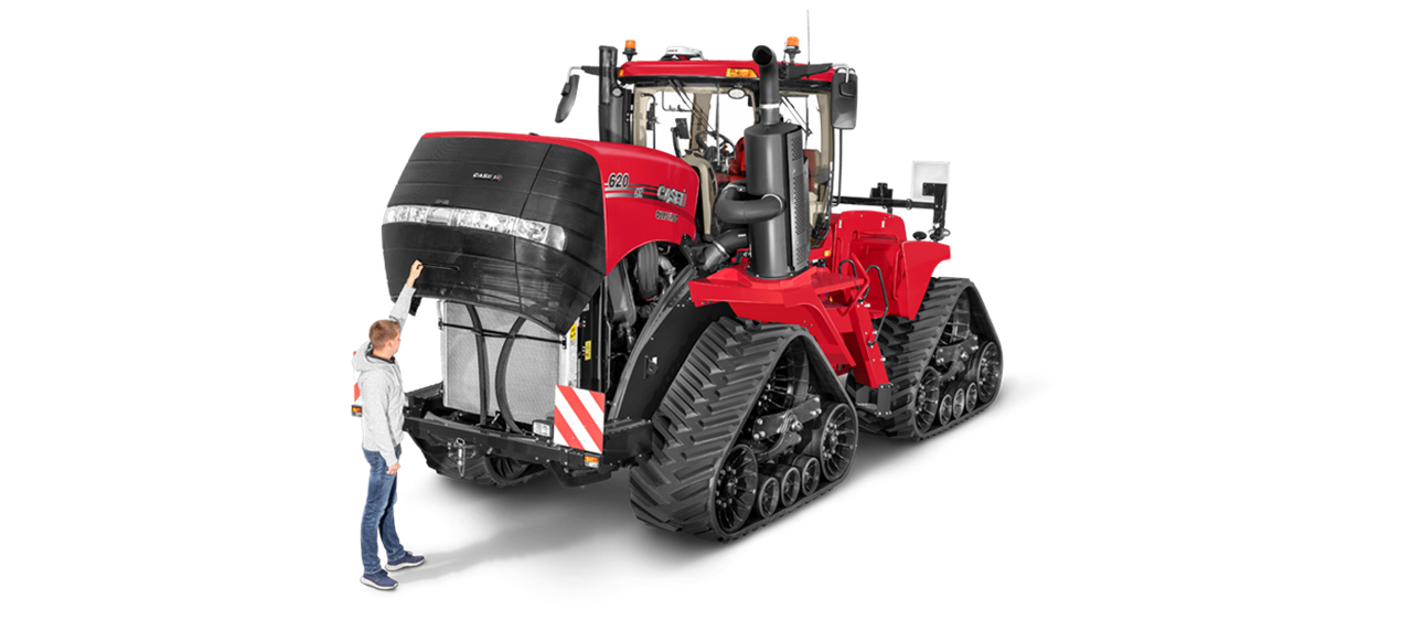 Quadtrac / Steiger AFS Connect™ series_MAINTENANCE & UPTIME