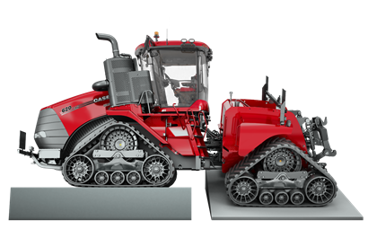 Quadtrac / Steiger AFS Connect™ series_DESIGN