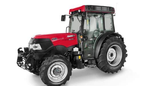 SPECIALTY TRACTORS FOR DEMANDING TASKS