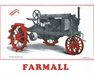 History | Case IH Agricultural & Farm Equipment
