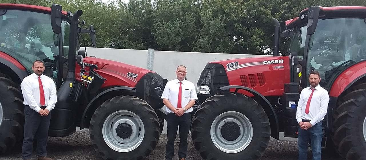 Cornwall Farm Machinery announced as new Case IH dealership