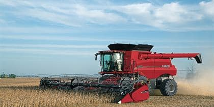Axial-Flow 250 Series Combines