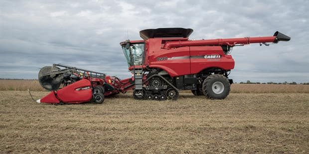 Axial-Flow 240 Series Combines