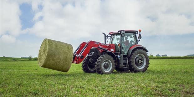 Next Generation of Maxxum® series tractors