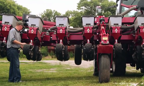 Early Riser Planter & Precision Planting Partnership: Make an Awesome Machine