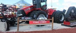 Steiger CVXDrive at 2017 Farm Progress Show
