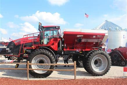 Trident 5550 Combination Applicator – Launched at 2017 Farm Progress Show