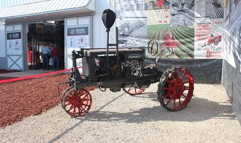 Vintage Farmall - Celebrating 175 Years of Case IH