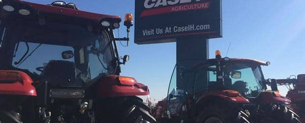 Case IH Maxxum Tractors - Farm Science Review 2015