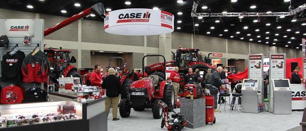 National Farm Machinery Show 2016  - There was something for every operation