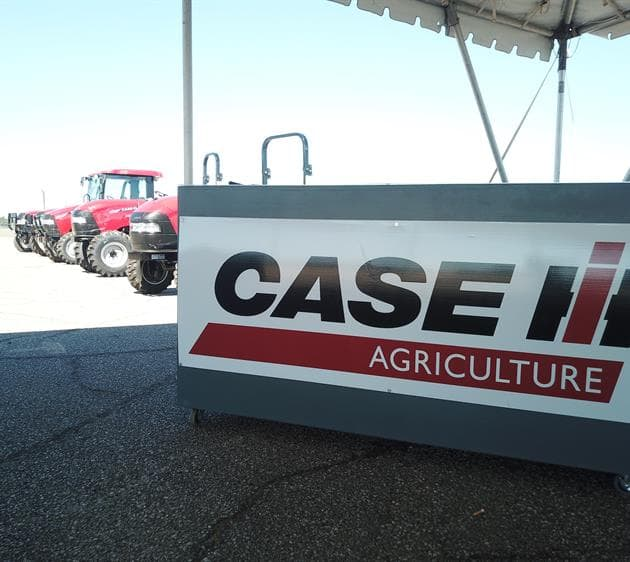 Case IH out at Sunbelt Ag Expo 2017