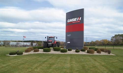 Agricultural Equipment Manufacturing Tours | Case IH