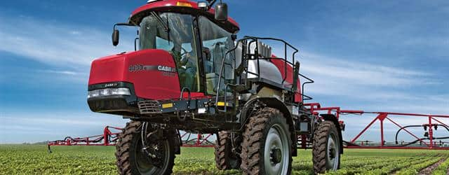 The Case IH Patriot 4430 sets the industry standard for power, fuel-efficiency, productivity and comfort.