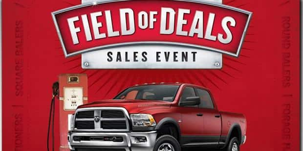 Case IH Launches Field of Deals Sweepstakes