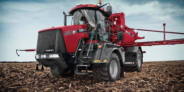 New Case IH Titan 30 Series Floaters Offer Best Technology for Maximum Productivity