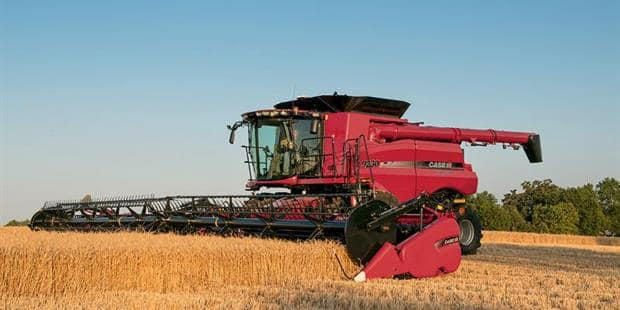 Case IH Launches State-of-the-Art Draper & Corn Headers, Makes Major Investments