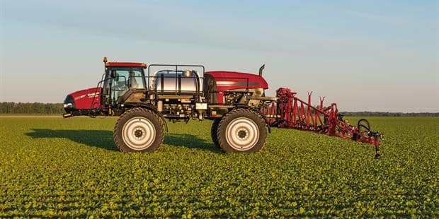 Two New Case IH Patriot Models Deliver More Power & New Options