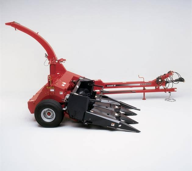 FHX300 Pull-Type Forage Harvester | Silage Chopper | Case IH
