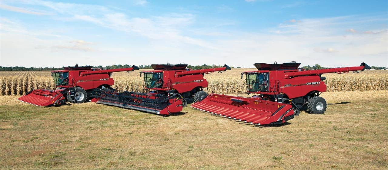 Introducing the Axial-Flow® 50 series combines
